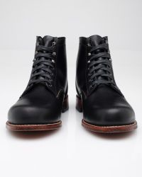 Wolverine | Black '1000 Mile' Plain Toe Boot for Men | Lyst