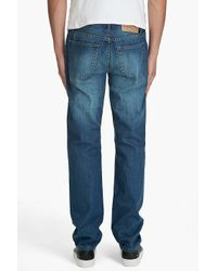 Cheap Monday | Blue Five Acid Scraping Jeans for Men | Lyst