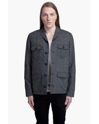 Cheap Monday - Gray Leonard Jacket for Men - Lyst