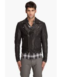 Diesel Black Gold - Black Luperco Jacket for Men - Lyst