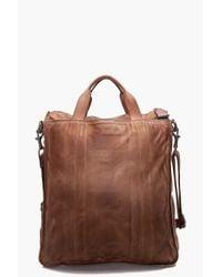 DIESEL - Brown New Outer Shoulder Bag for Men - Lyst