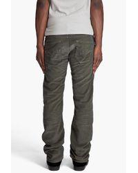 DIESEL - Natural Larkee Corduroy Pants for Men - Lyst