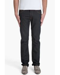 J.Lindeberg | Blue Jay First Raw Denim Jeans for Men | Lyst