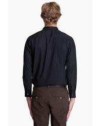 Play Comme des Garçons | Black Emblem Shirt for Men | Lyst
