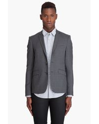 Rag & Bone - Gray Scissor Blazer for Men - Lyst