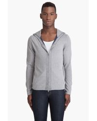 Theory | Gray Drake Vibration Sweater for Men | Lyst