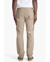 Theory - Natural Bredford Trivial Pants for Men - Lyst