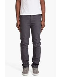Cheap Monday | Gray Premium Tight Jeans for Men | Lyst