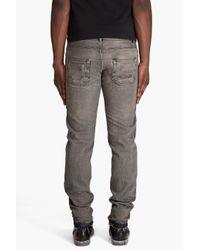 DRKSHDW by Rick Owens - Blue Detroit Cut Jeans for Men - Lyst