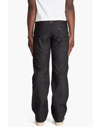 G-Star RAW | Blue Scuba Loose Brace Denim Jeans for Men | Lyst