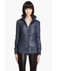Mackage | Blue Evelyn Jacket | Lyst