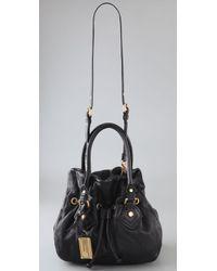 Marc By Marc Jacobs - Black Classic Q Drawstring Bag - Lyst