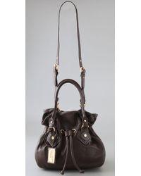 Marc By Marc Jacobs - Brown Classic Q Petite Drawstringy Bag - Lyst