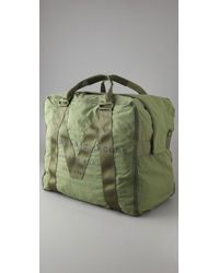 Marc By Marc Jacobs | Green Logo Tote | Lyst