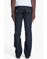 True Religion - Blue Ricky Inglorious Jeans for Men - Lyst