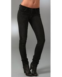 Vince - Black Stretch Pinwale Corduroy Pants - Lyst