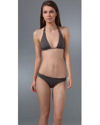 Basta Surf | Pink Straddie Reversible Bikini | Lyst