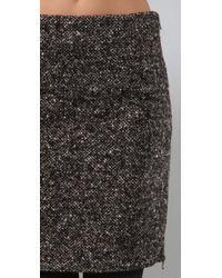 BB Dakota | Gray Ladson Skirt | Lyst