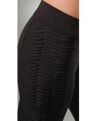 Kimberly Ovitz - Black Moore Pleated Pants - Lyst