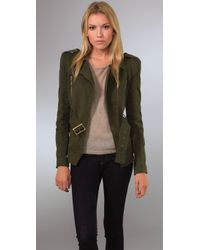 Larok | Green Corporal Cool Jacket | Lyst