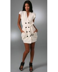 Nanette Lepore - White Casino Royale Dress - Lyst