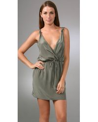 Rory Beca | Green Monte Carlo Wrap Dress | Lyst