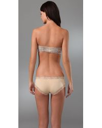 Top Secret - Natural Wild Thing Bandeau - Lyst