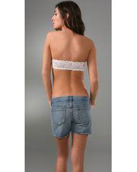 Top Secret - Natural Sexy Back Bandeau - Lyst