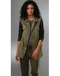 VEDA | Green Jones Jacket | Lyst