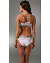 VPL - White Harness Bra - Lyst