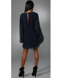 Winter Kate - Blue Dixie Dress - Lyst