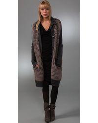 Antik Batik | Natural Watson Cardigan Sweater | Lyst