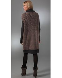 Antik Batik - Natural Watson Cardigan Sweater - Lyst