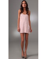 Bec & Bridge | Pink Diamond Dress | Lyst
