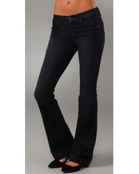James Jeans | Blue Humphrey High Rise Flare | Lyst
