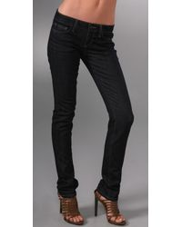 Joe's Jeans | Black Cigarette Jeans | Lyst