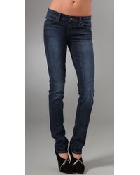 Joe's Jeans | Blue Cigarette Straight Leg Jeans | Lyst