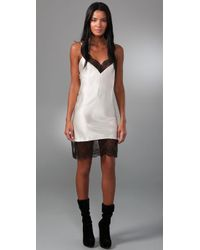 Karen Zambos | White Alissa Dress | Lyst