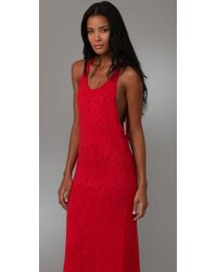 Kirrily Johnston | Red Win The Sky Gown | Lyst
