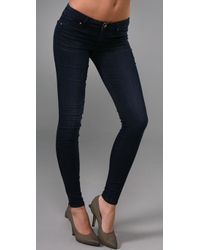 Rich & Skinny | Blue Super Stretch Legacy Legging Jeans | Lyst