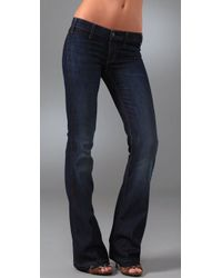 Textile Elizabeth and James | Blue Jimi Bell Bottom Jeans | Lyst