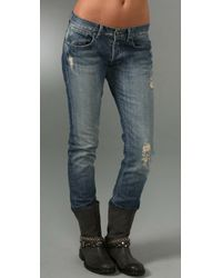 William Rast | Blue Sami Slouch Jean | Lyst