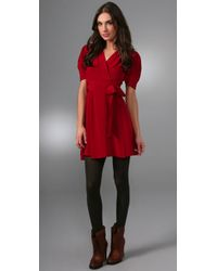 Winter Kate | Red Lucy Dress | Lyst