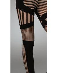 Kirrily Johnston - Black Silent Trees Knit Pants - Lyst
