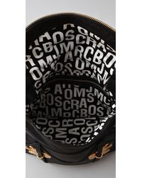 Marc By Marc Jacobs - Black Petal To The Metal - Natasha Flap Crossbody Bag - Lyst