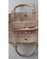 Marc By Marc Jacobs - Natural Ozzie Square Lucy Tote - Lyst