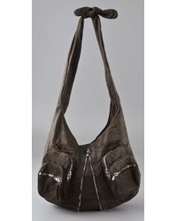Alexander Wang | Brown Donna Hobo in Mocha | Lyst
