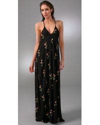 Blu Moon - Black Pharaoh Sexy Long Dress - Lyst