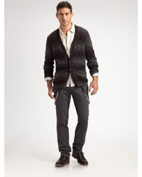 Converse   Gray Suspender Pants for Men   Lyst