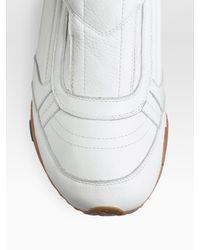 DIESEL | Black Harold Keep Low Sneakers for Men | Lyst